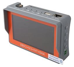 Eversecu 4 in 1 CCTV Tester Support 720P/1080P/3.0mp/4.0mp/5