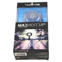 Emerson Go Action Cam 720p HD Digital Video Camera Pro Grade