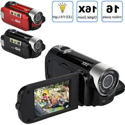 1080P Camcorder Digital Video Camera TFT 24MP 16x Zoom DV