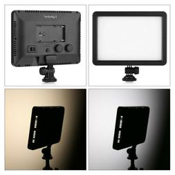 128 LED Video Light Dimmable Panel For Canon Nikon Digital S