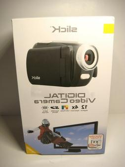Slick 12mp 4X Childs Digital Video Camera camcorder. Un-used