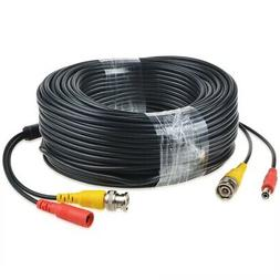150ft BNC Video Power Wire Cord for Swann Night Owl CCTV Cam
