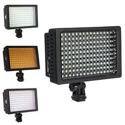 Eyouth New Pro Hd-160-led Video Light Lamp Dslr Camera Dv Ca