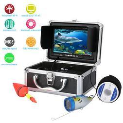 "30M 1000tvl Underwater Fishing Video Camera Kit with 7"" Inch"