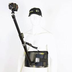 3rd Person View 3pvX2 Professional Body-Mounted Camera Stabi