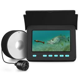 "4.3"" 20M Fish Finder 1000TVL IP68 + Sun-shield Underwater Fi"