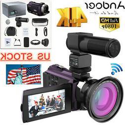 wifi 4k ultra hd 1080p 48mp digital