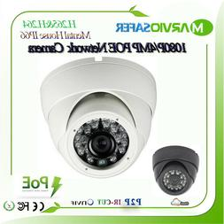 4mp outdoor dome ip poe security video