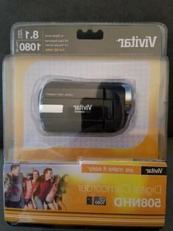 Vivitar 508NHD Digital Camcorder