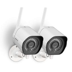 Zmodo 720p HD Outdoor Home Wifi Security Surveillance Video