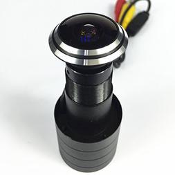 Shrxy 800TVL CCD Hidden Spy Camera DOOR eye Camera VIEW 19MM