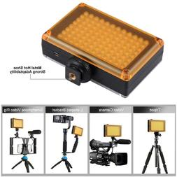 96 LED Professional Photography Video Light with Light Panel