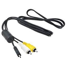 Accessory USA A/V TV Video Cable Cord For Panasonic Lumix DM