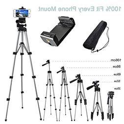 Alovexiong 110cm General Portable Camera Tripod Stand Holder
