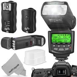 Altura Photo Professional Flash Kit for Nikon DSLR - Include