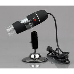 AmScope MD500 5.0 Mega Pixel USB Still Photo & Live Video Mi