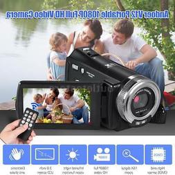 Andoer V12 1080P Full HD 16X Digital Zoom Recording Video Ca