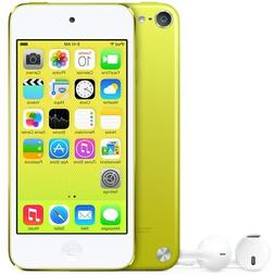 Apple iPod Touch 32GB  - Yellow