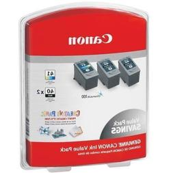 Canon Ink Value Pack Saving -- 3-pack