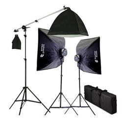 CowboyStudio 2275 Watt Digital Video Continuous Softbox Ligh