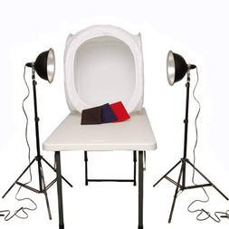CowboyStudio Photography Table Top Photo Studio Reflector Li