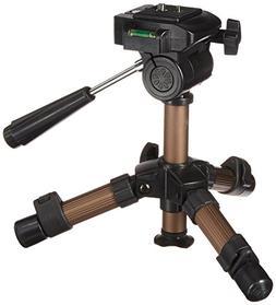 Cowboystudio Mini Tripod for Camera DSLR, SLR, and Camcorder