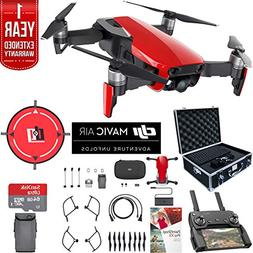 DJI Mavic Air  Drone Combo with Remote Controller Extended F