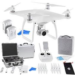 DJI Phantom 4 Quadcopter with 4K Camera  - ULTIMATE Bundle w