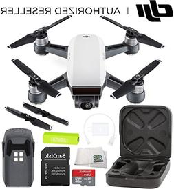 DJI Spark Portable Mini Drone Quadcopter Starters Bundle