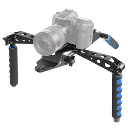 DSLR Handy Rig Shoulder Mount Steady Support Stabilizer Kit