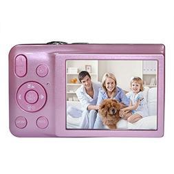 Digital Camera,KINGEAR V100 2.7 Inch TFT Color LCD Screen 15