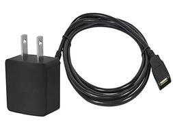 Excelshots AC-UD11 Compatible AC Adapter/Wall Charger + USB