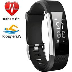 Fitness Tracker Activity Tracker with Heart Rate/Sleep Monit