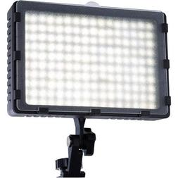 Flashpoint 160 LED On Camera Light for DSLR Digital Photo Vi