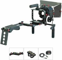 Flowline Steadycam 17KG Video Camera Body Pod Back Mounted F