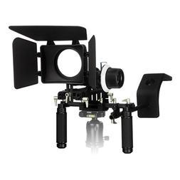 Fotodiox WonderRig Elite, Premium Grade Professional Video R