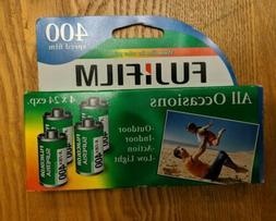 Fujifilm 1068620 Superia X-TRA 400 35mm Film - 4x24 exp,