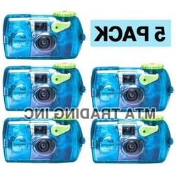 Fujifilm Quick Snap Waterproof 35mm Fuji Disposable / Single
