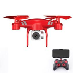 Gbell RC Drone Quadcopter 1080P HD Camera Wide Angle Lens Wi