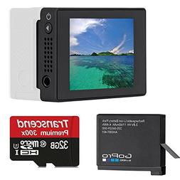 GoPro LCD Touch BacPac For Gopro Hero4 + Gopro GoPro Recharg
