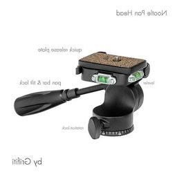 Grifiti Nootle Video Pan Head with Dual Level and Quick Rele