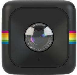 HD Video Camera Polaroid Cube 1080p Action Camcorder Black N