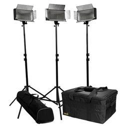 Ikan ID500-v2-KIT with 3 X ID500-v2 lights