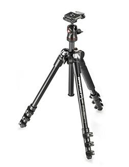 Manfrotto MKBFRA4-BH BeFree Compact Aluminum Travel Tripod B