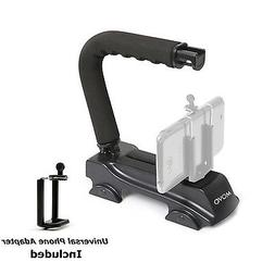 Movo Action Video Stabilizing Handle Grip for GoPro HERO, HE