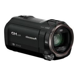 Panasonic - Hd Flash Memory Camcorder - Black