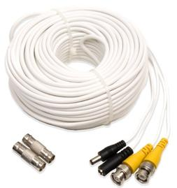 Q-See QS100B | UL Rated E475392 Video & Power Cable | Extend