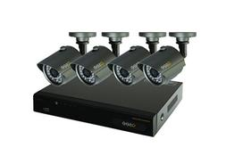 Q-See QT534-4E4-5 4 Channel Full D1 Surveillance System with