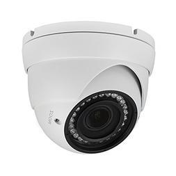 R-Tech RVD70W 1080P CVI Outdoor Dome Security Camera with Hi