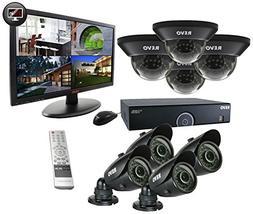 REVO America R165D4GB4GM21-2T 16 Channel 2TB 960H DVR Survei